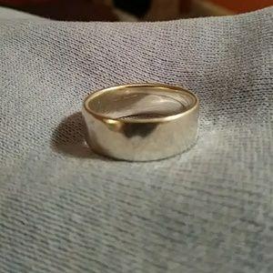Sterling silver Ring sz 8
